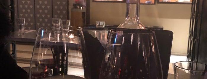 Vin sur Vingt is one of Locais salvos de Alec.