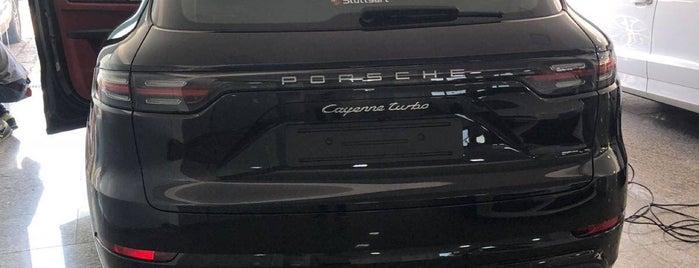 Porsche Stuttgart Sportcar is one of Netto 님이 좋아한 장소.