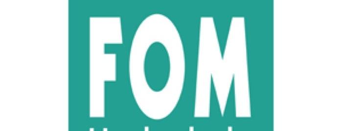 FOM Hochschule Köln Nord is one of Berufliches.