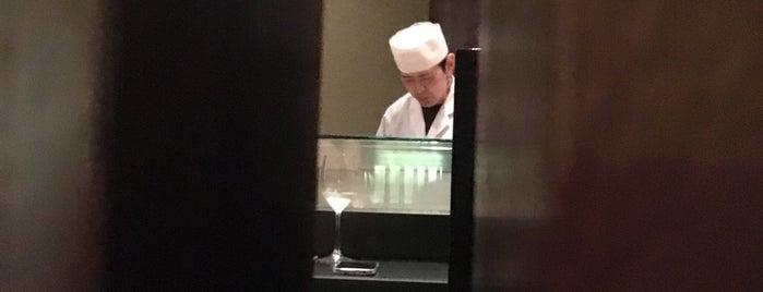 Yoshii Sushi is one of Australia's Top 100 Restaurants 2015.