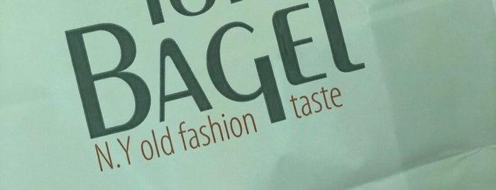 1610 Bagel is one of Breakfast.