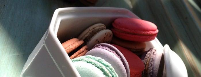 La Farine (Macarons Atelier) is one of QRO.