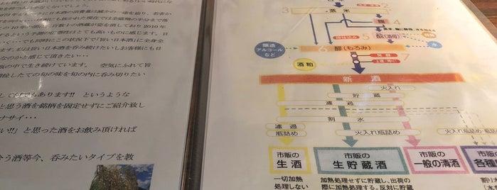 風音 is one of バー.