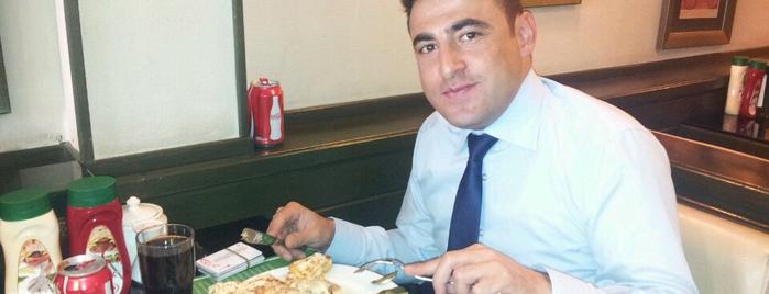 Mantar Restaurant is one of Locais salvos de Yusuf.