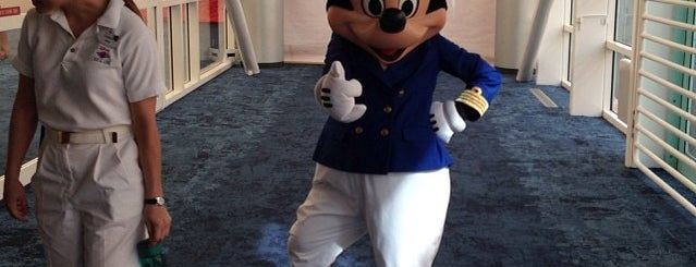 Disney Magic is one of DCL Magic.