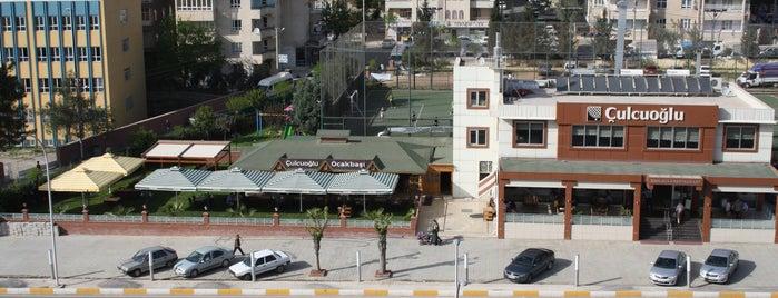 Çulcuoğlu Restaurant is one of Za'nın Kaydettiği Mekanlar.