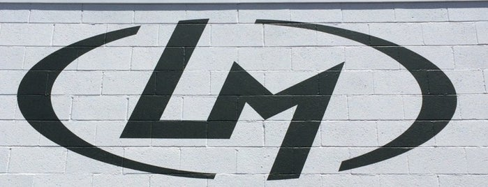 Local Motors Las Vegas is one of Dexter's to do list 2.