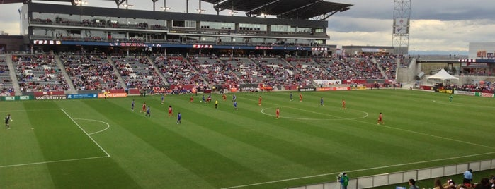 Dick's Sporting Goods Park is one of Big Matchs's Today!.