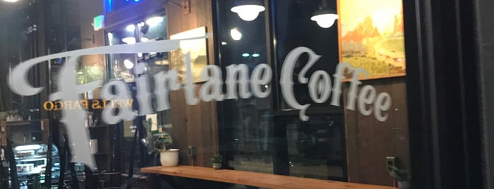 Fairlane Coffee is one of Susanさんのお気に入りスポット.