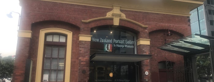 The New Zealand Portrait Gallery is one of Новая Зеландия.