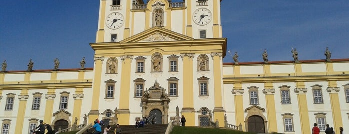 Svatý Kopeček is one of Experience Olomouc like a locals!.