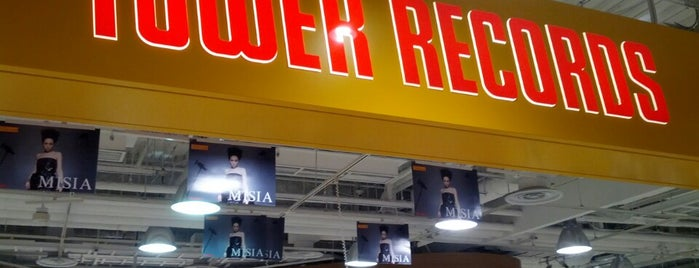 TOWER RECORDS is one of BTS Army.