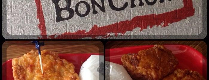 BonChon Chicken is one of Orte, die G gefallen.