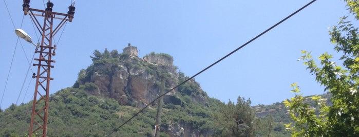 Gözne Kalesi is one of Tempat yang Disukai Merve.