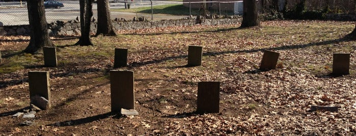 Brainerd Mission Cemetery is one of Native American Cultures, Lands, & History.