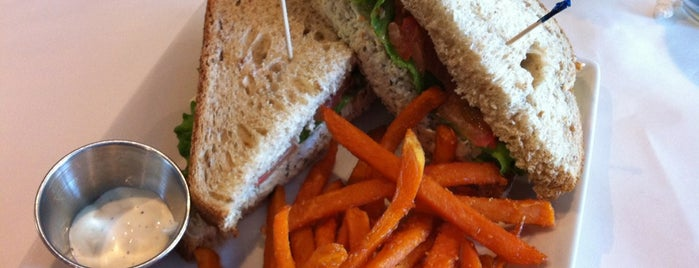 Cafe 121 is one of RDU Baton - Apex & Cary Favorites.