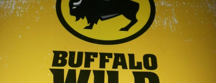 Buffalo Wild Wings is one of Stuff To Do.