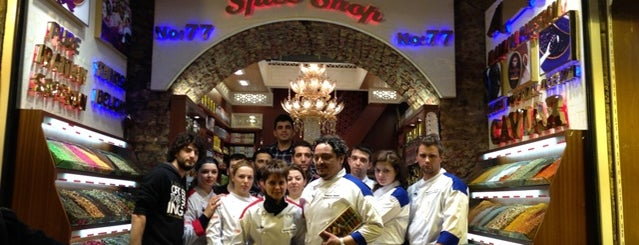 Galata Spice Shop is one of Istanbul.