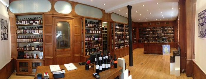 La Maison du Whisky is one of WBS : in the love of Whisky, Bourbon, Scotch.