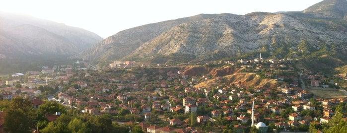 Nallıhan is one of Ankara'nın İlçeleri.