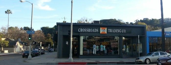 Crossroads Trading Co. is one of Van Nyes + Valley.