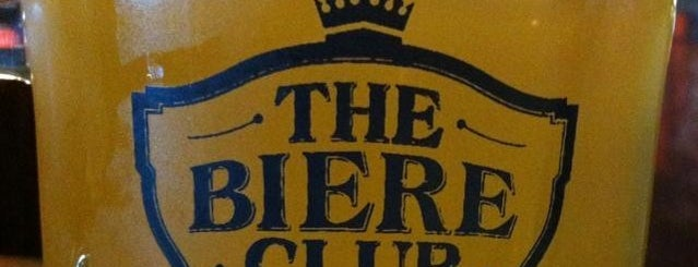 The Biere Club is one of The Indian Holiday Action Plan.