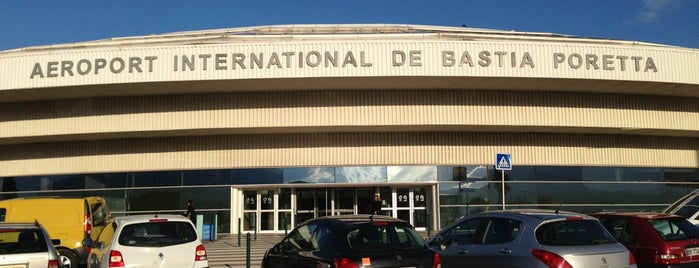 Aéroport de Bastia-Poretta (BIA) is one of Airports Worldwide....