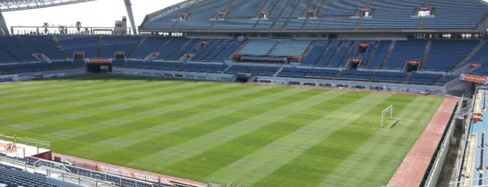 Jeju World Cup Stadium is one of South Korea 🇰🇷.