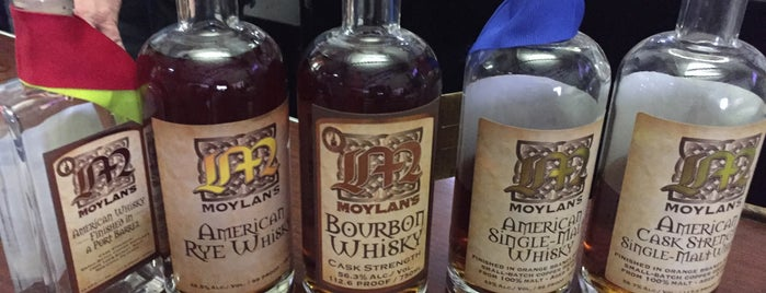 Stillwater Spirits is one of Drinks.
