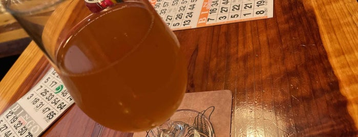 Shady Oak Barrel House is one of Breweries To Visit.