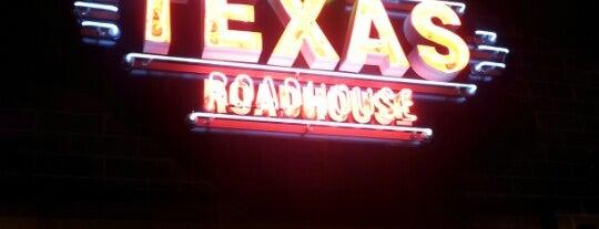 Texas Roadhouse is one of Guy'un Beğendiği Mekanlar.