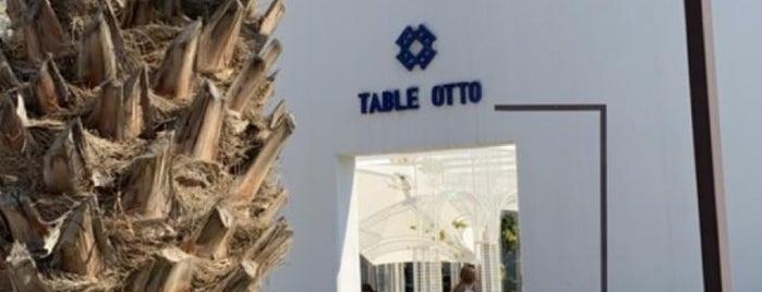 Table Otto is one of Haifa'nın Beğendiği Mekanlar.