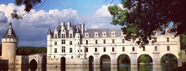 Château de Chenonceau is one of Roadtrip / Loire.
