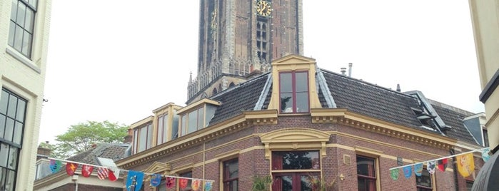 Orloff is one of Utrecht.
