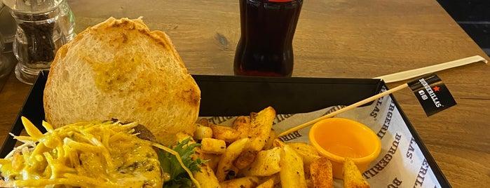 Burgerillas Fulya is one of Öğlen Yemeği 👩🏻⚖️👜🍽.