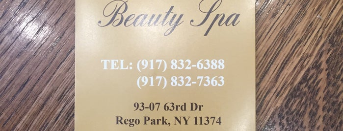 Rego Beauty Spa is one of New York.