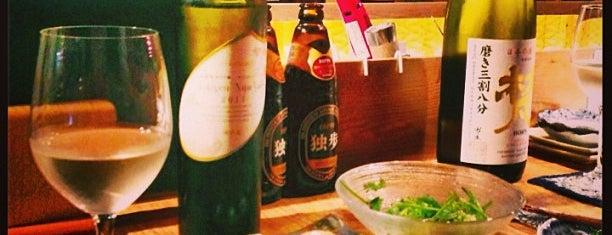 Juban Ukyo is one of Cool Tokyo Bars.