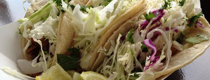 Toi Taco is one of Seattle Food.
