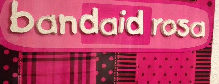 Bandaid Rosa is one of Locais curtidos por Tab.