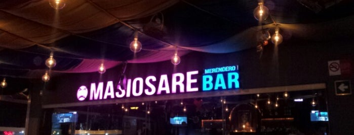 Masiosare Merendero Bar is one of Gastonさんのお気に入りスポット.