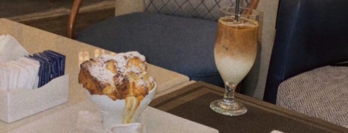 Le Gout Lounge & Coffee is one of Riyadh cafes & restaurants.