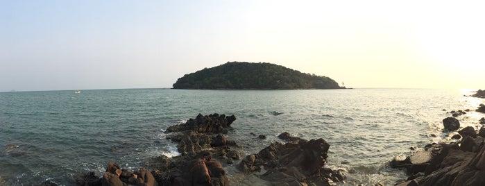 เขตห้ามล่าสัตว์ป่าคุ้งกระเบน is one of Kanokporn : понравившиеся места.
