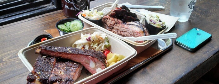 Mighty Quinn's BBQ is one of Show a Friend NYC.