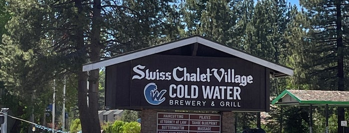 Cold Water Brewery & Grill is one of Wedding/Honeymoon Places!.