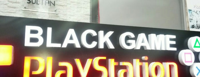 Black Game & Karaoke Club is one of Oyun Alanları.