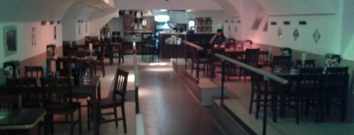 Legenda Sörfőzde Pub is one of สถานที่ที่บันทึกไว้ของ Adam.