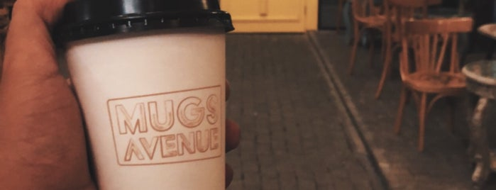 Mugs Avenue is one of Coffee.