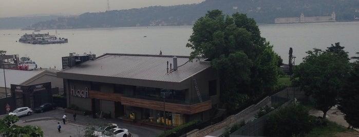 Anonim Türk Bistro ve Tatlı is one of Sahur İstanbul.