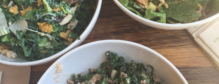 sweetgreen is one of Eat LA.