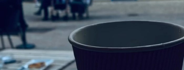 200 Degrees Coffee is one of Leeds UK.